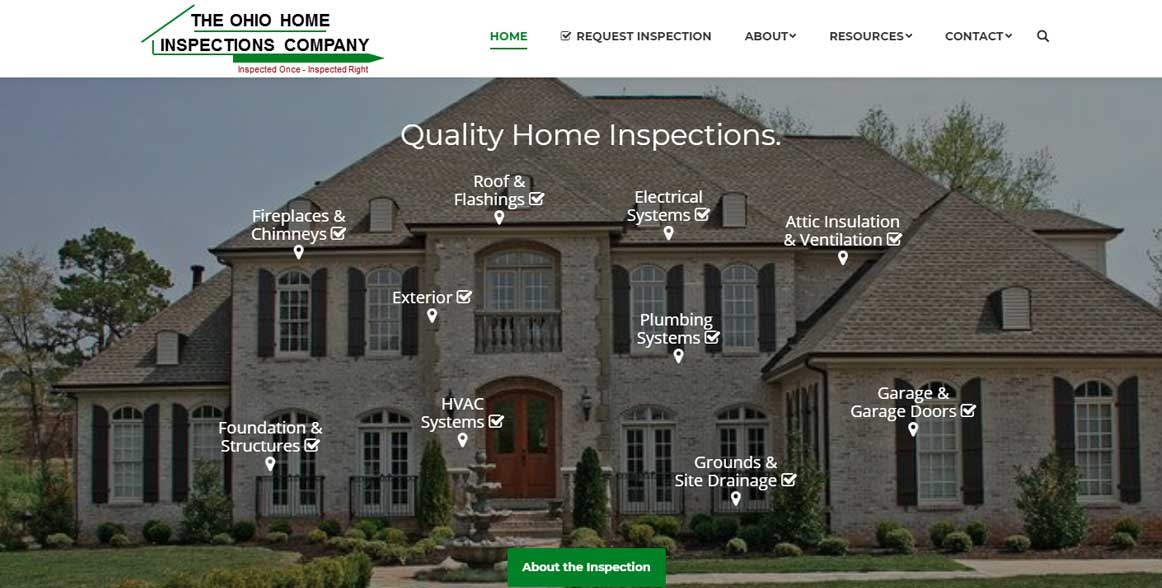 The Ohio Home Inspections Company